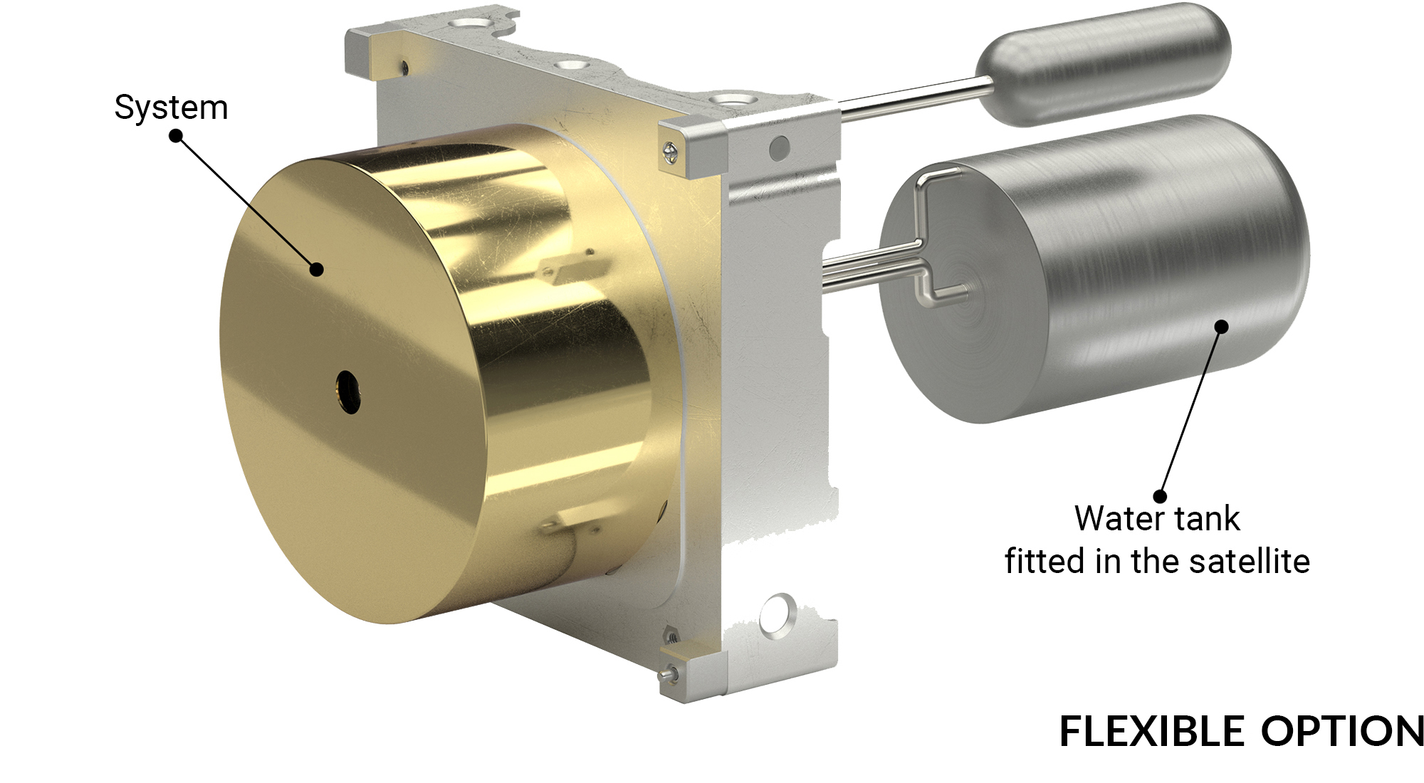 SteamJet Space Systems – Water fueled thruster for satellite orbit